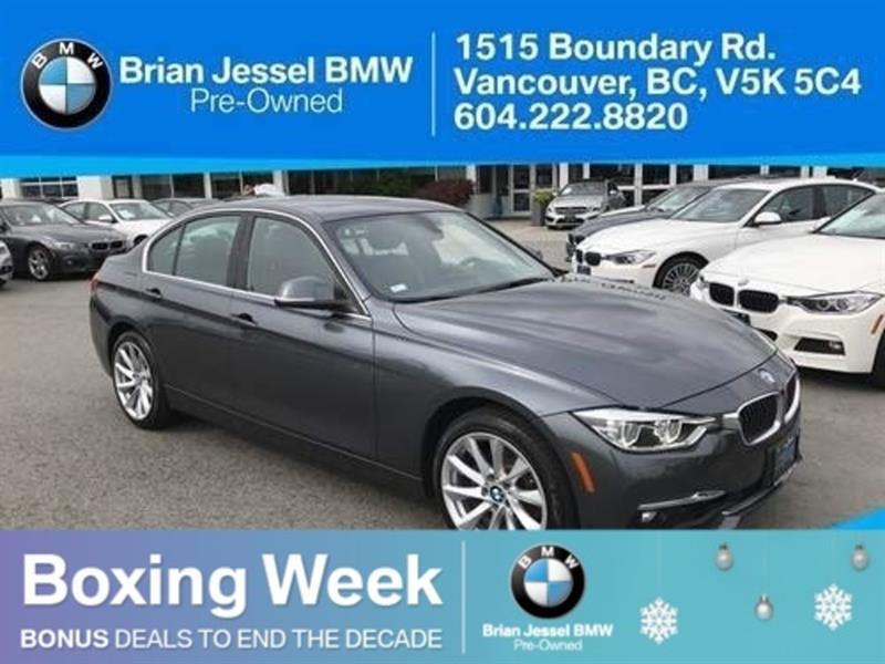 2016 BMW 328I - Premium Pkg - #BP8675