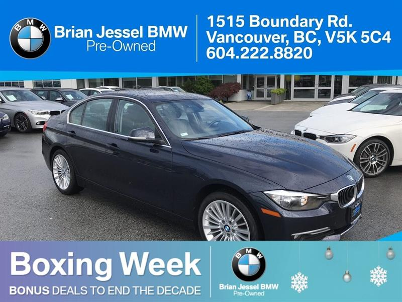 2015 BMW 320I - Luxury Line, Navi Pkg - #BP8656