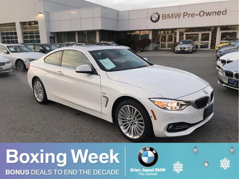 2014 BMW 435i - utive, Premium Pkgs - #BP850410