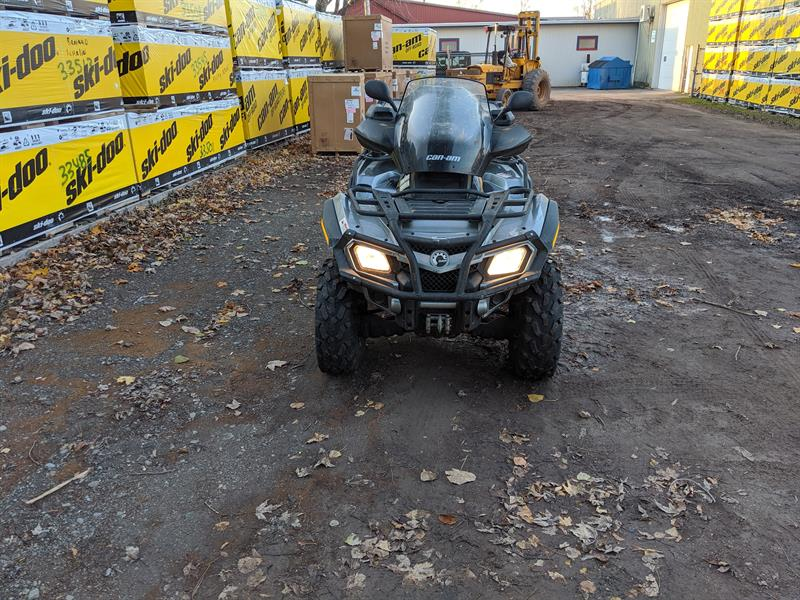 Can-am Outlander 650 2011
