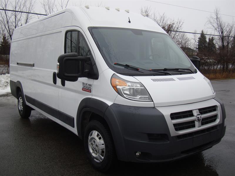 Ram Cargo Van 3