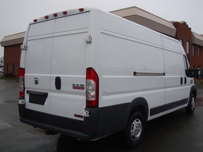 Ram Cargo Van 5