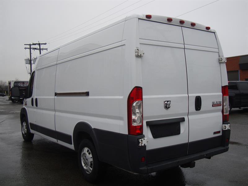Ram Cargo Van 7