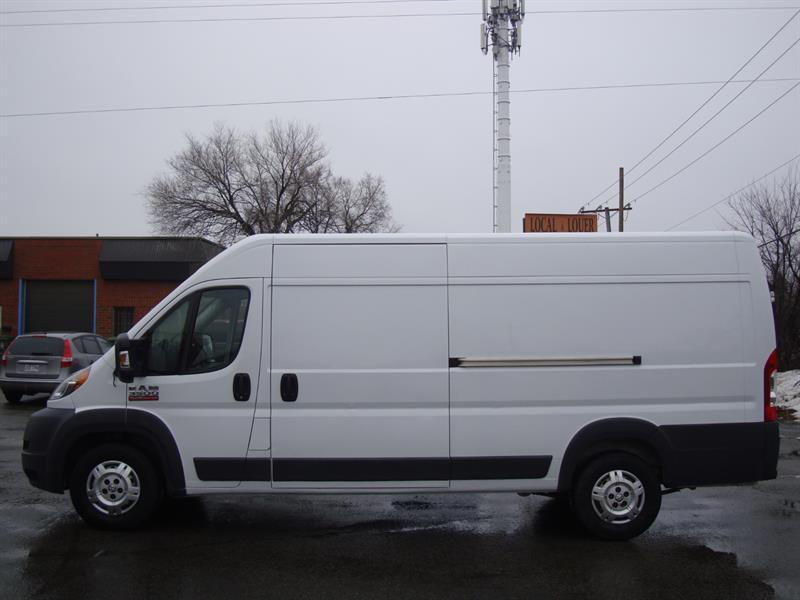 Ram Cargo Van 8