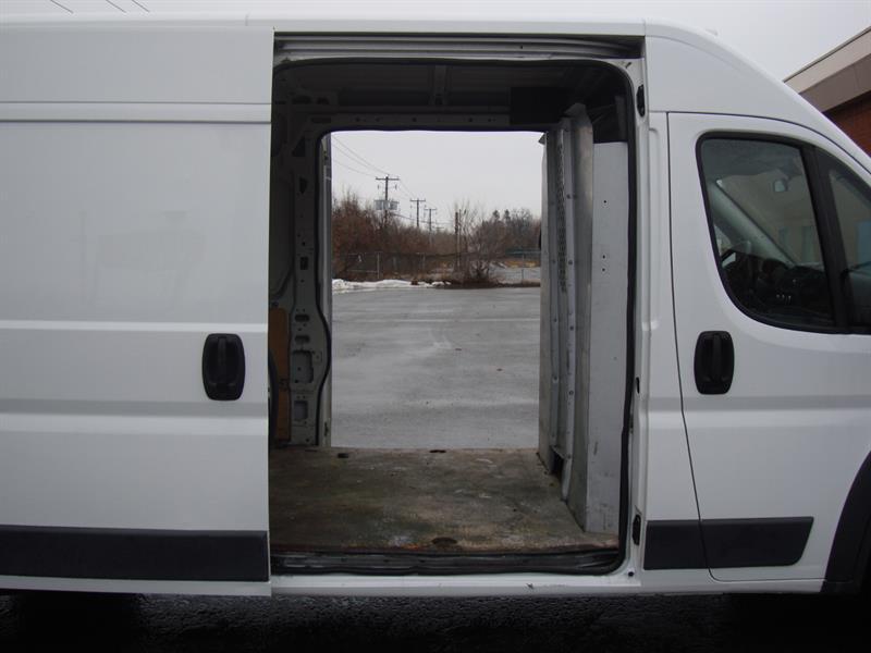 Ram Cargo Van 9