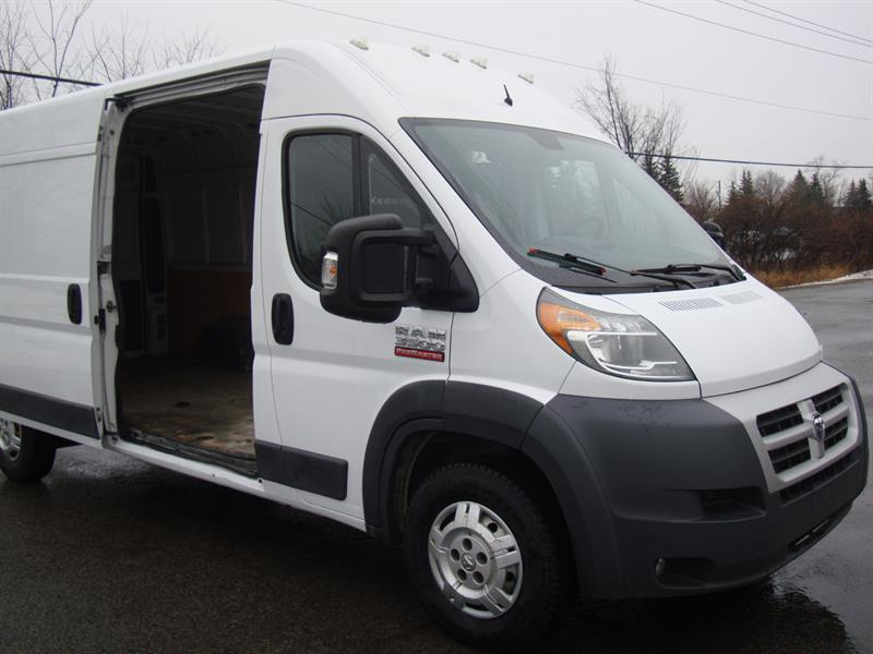 Ram Cargo Van 10