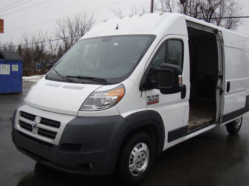 Ram Cargo Van 11