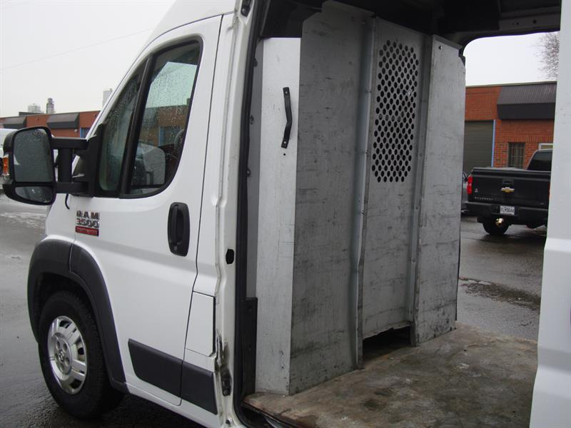 Ram Cargo Van 12