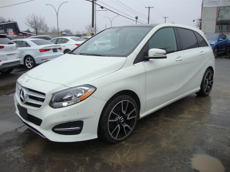 Mercedes-Benz B-Class 2015 B 250 Sports 4MATIC AMG NAV-TECH-18MAGS #M0037