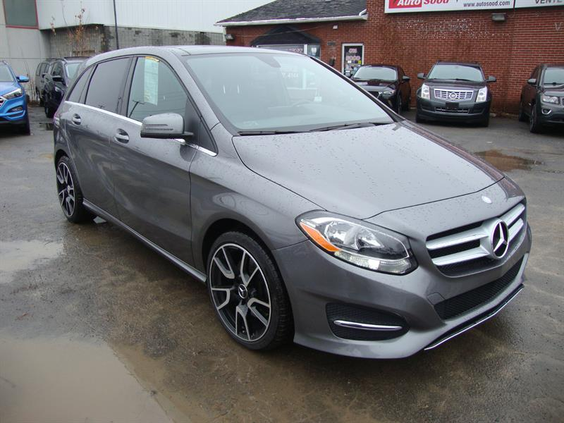 Mercedes-Benz B-Class 2015 B 250 Sports AMG NAV-TECH-18MAGS #M00030