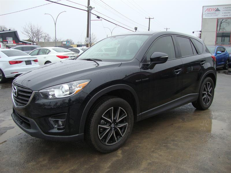 Mazda CX-5 2016 GS NAVI-TECH-SUNROOF-19MAGS #M0043
