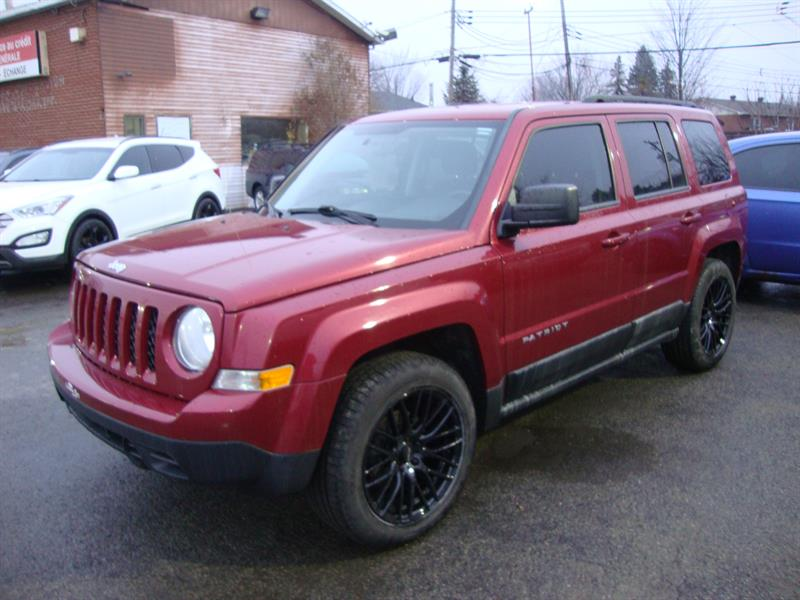 2011 Jeep Patriot 4WD NORTH 18MAGS FULLY LOADED #S00053