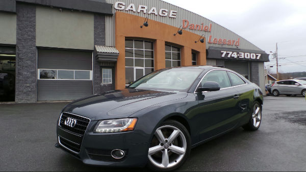 Audi a5 awd toit mags vga can 2009 occasion vendre for Garage audi les ulis