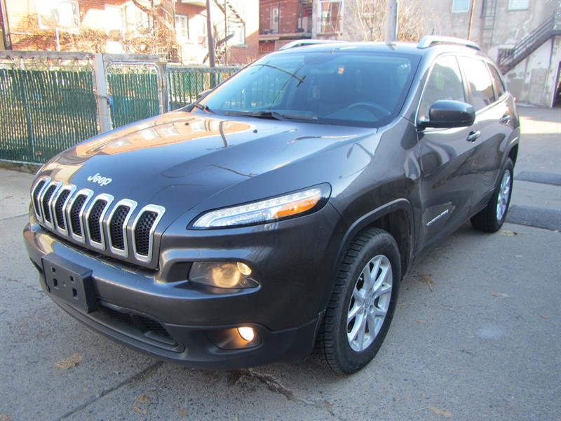 Jeep Cherokee 2015 North 4X4  **PAY WEEKLY $59 ** #2375 ***587607