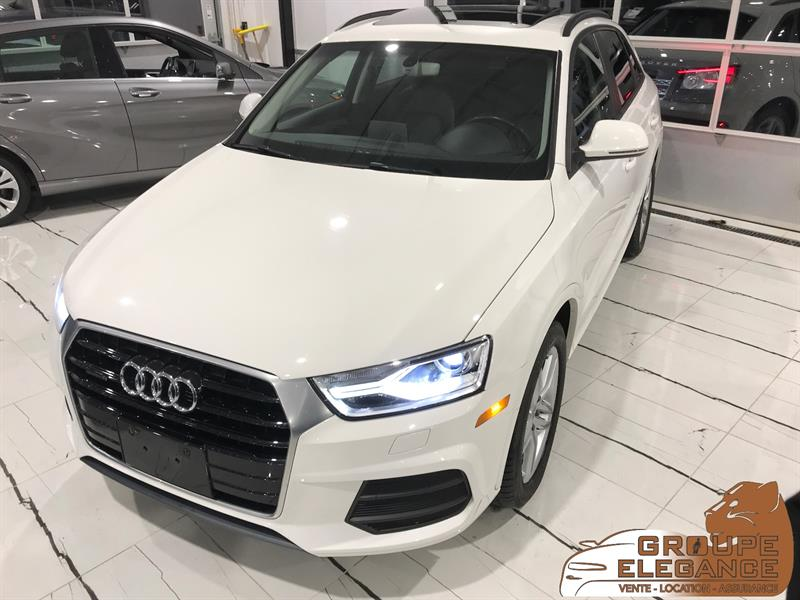 2016 Audi Q3 V E N D U  MERCI- S O L D! #GR006468