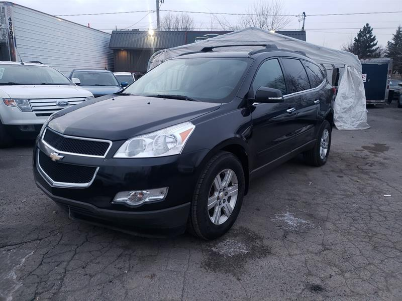Chevrolet Traverse 2012 AWD 4dr #634