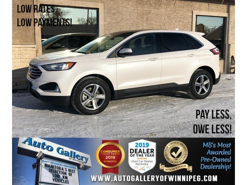 2019 Ford EDGE SEL *AWD/Navi/B.tooth/Htd Seats/Pano Roof #24215