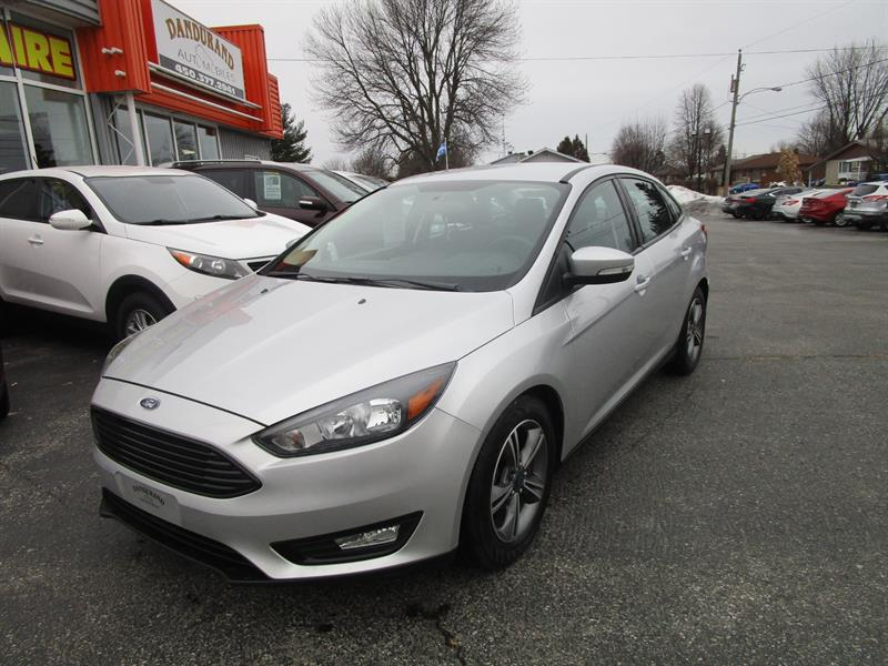 Ford Focus 2016 4dr Sdn SE #2629
