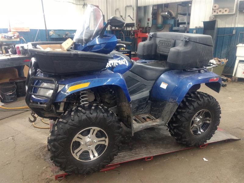 Arctic Cat TRV1000 ALTERRA XT PS 2011 #33987STP