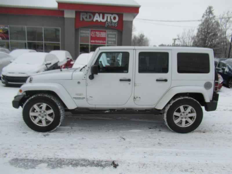 Jeep Wrangler Unlimited 2012 4WD 4dr