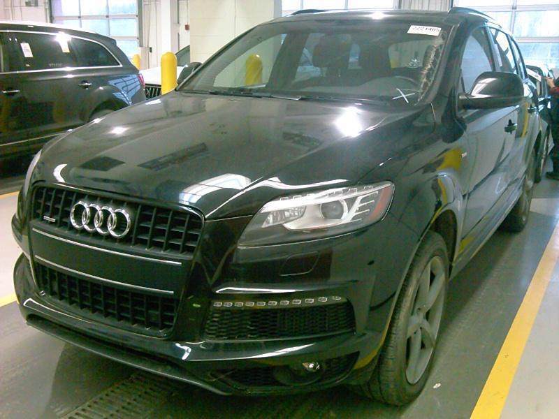 2014 Audi Q7 QUATTRO TDI Progressiv DIESEL #ED019213