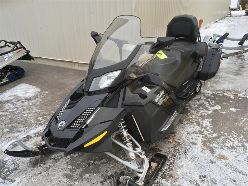 Ski-Doo Grand Touring 2011 SE 1200 #33491RDL