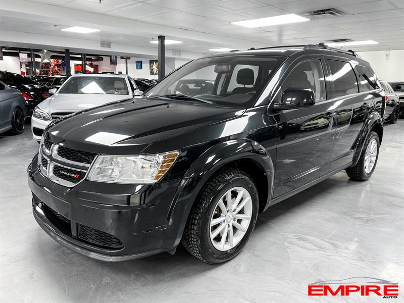2012 Dodge Journey SE PLUS #A7428-1