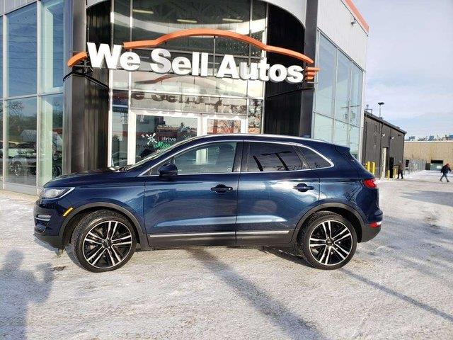 2017 Lincoln MKC Reserve #17LM5742