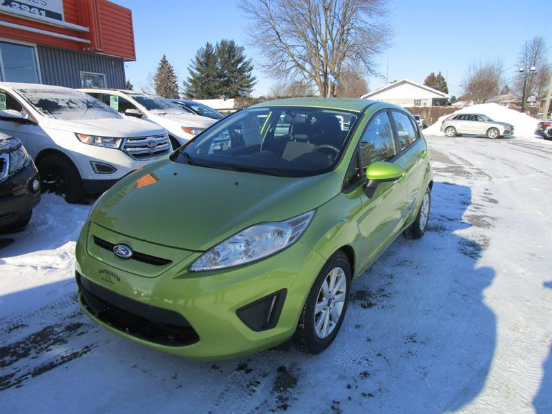 Ford Fiesta 2013 5dr HB SE #2632a