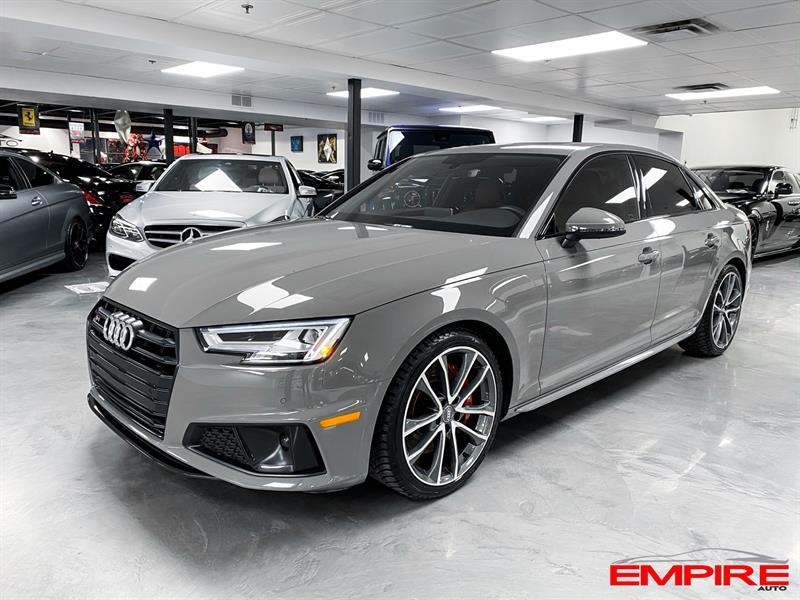 2019 Audi S4 Progressiv 3.0 TFSI QUATTRO #A7431