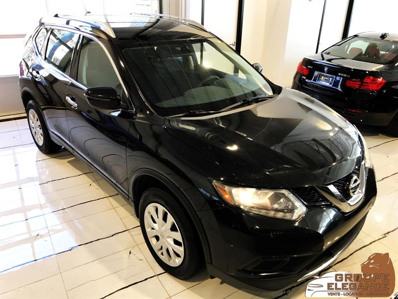 2016 Nissan Rogue S AWD - REVERSE CAMERA, HEATED SEATS #GC789624
