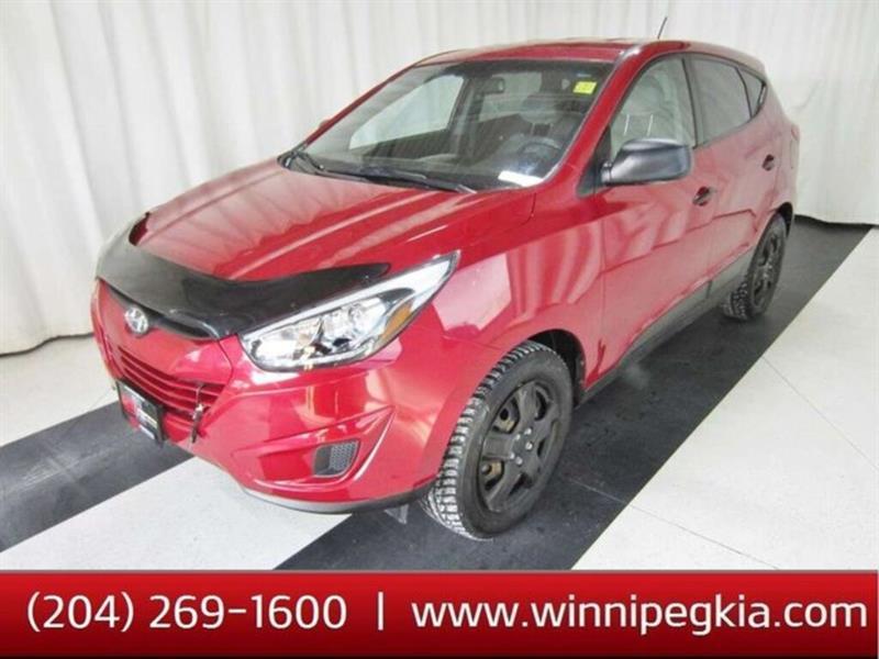 2014 Hyundai Tucson GL #17FF35560AA
