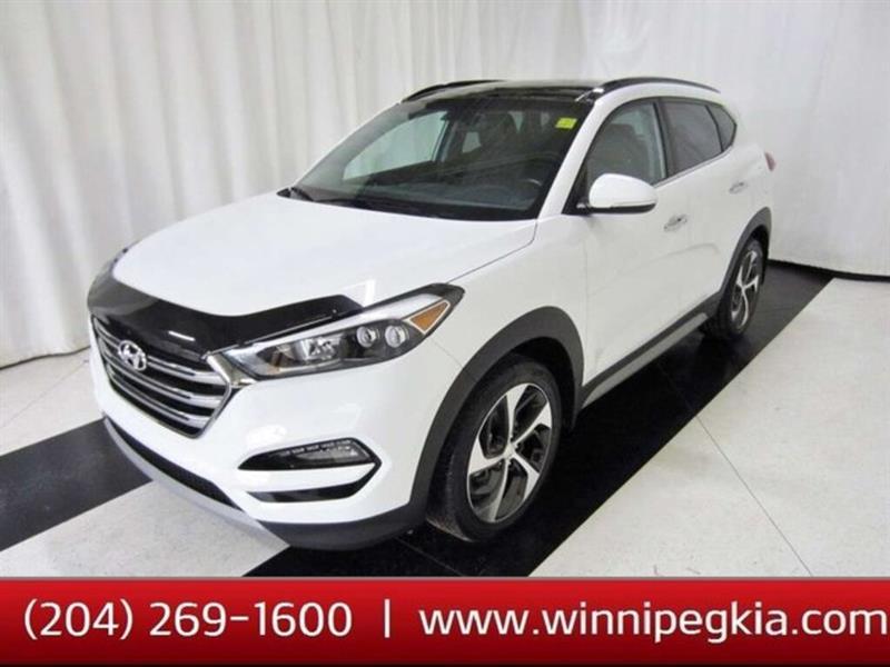 2017 Hyundai Tucson Limited #17HT41994