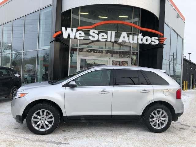 2014 Ford EDGE Limited #14FE76422
