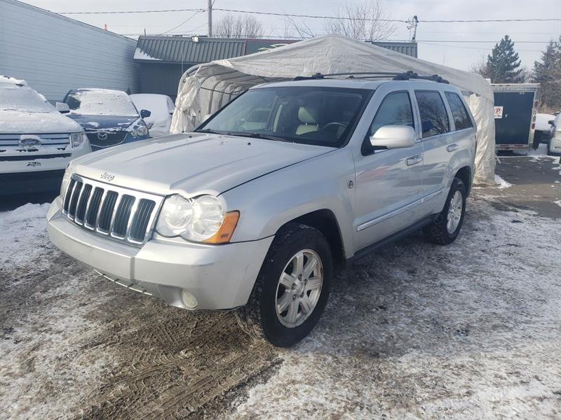 Jeep Grand Cherokee 2009 4WD 4dr Limited #690
