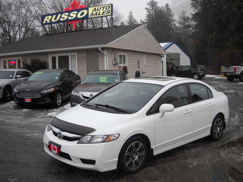 2011 Honda Civic Sdn SE, AUTO....SOLD.... #3455