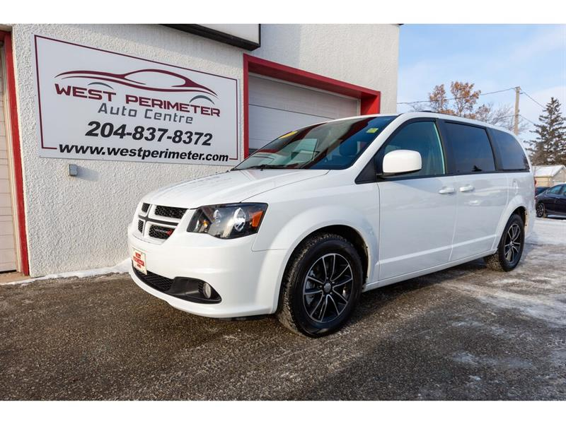 2019 Dodge Grand Caravan GT *DVD*NAVIGATION*POWER DOORS &LIFTGATE* #5678