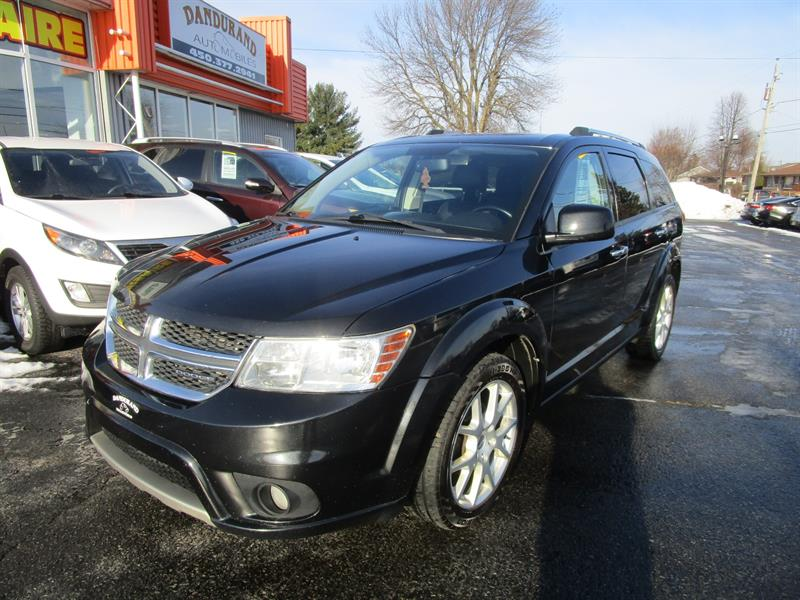 2012 Dodge Journey AWD 4dr R-T #2634a