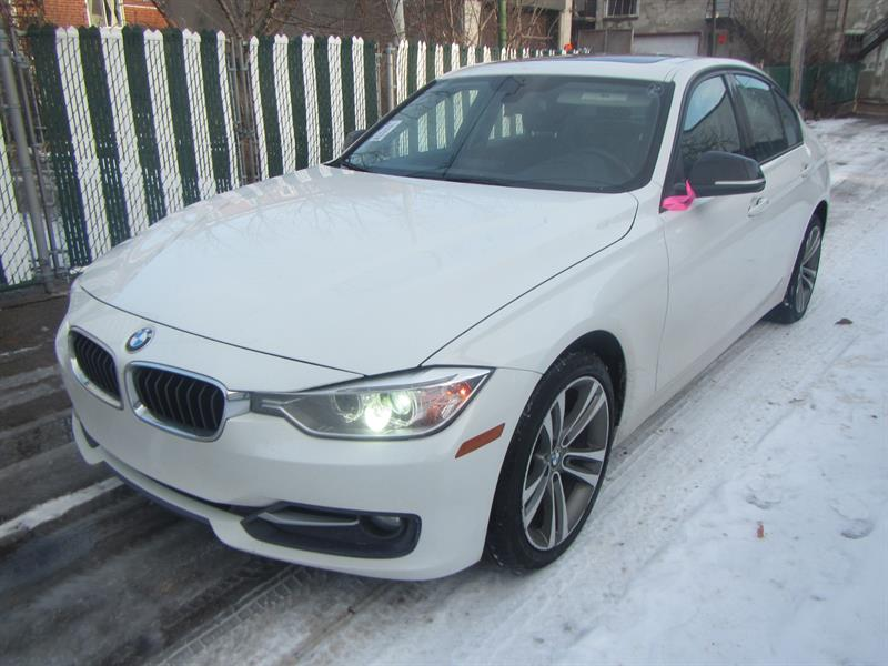 BMW 320I 2015 NAVIGATION  **PAY WEEKLY $69 SEMAINE ** #2390  ***664348