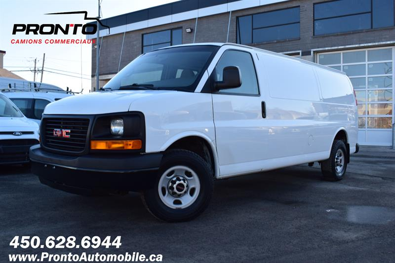 GMC Savana 2500 2015 ** Allongé/Ext ** 4.8L ** Gr. Électrique **  #1183