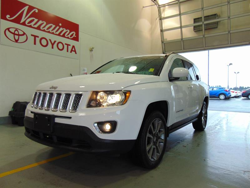 2014 Jeep Compass 4WD Limited #21852BH