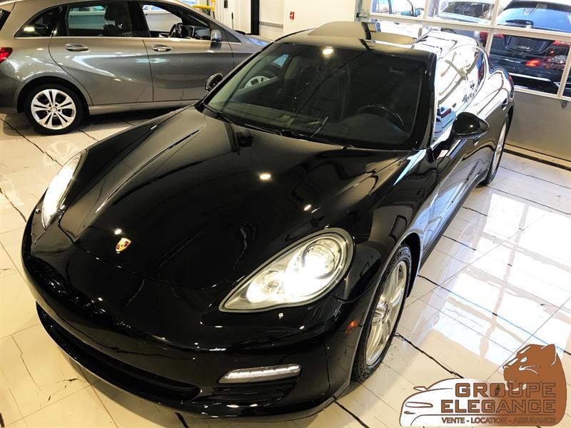 2011 Porsche Panamera S AWD - V E N D U MERCI ! S O L D ! #BL061791