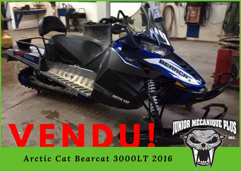 Arctic Cat Bearcat 3000 LT 2016