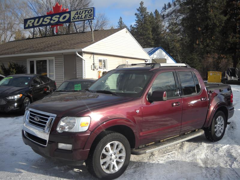 2007 Ford Explorer Sport Trac LIMITED 4X4 #3451