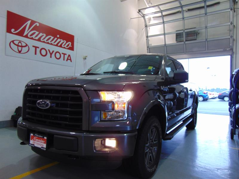 2016 Ford F-150 4WD SuperCrew V6 Sport XLT Plus ecoBoost #21939A
