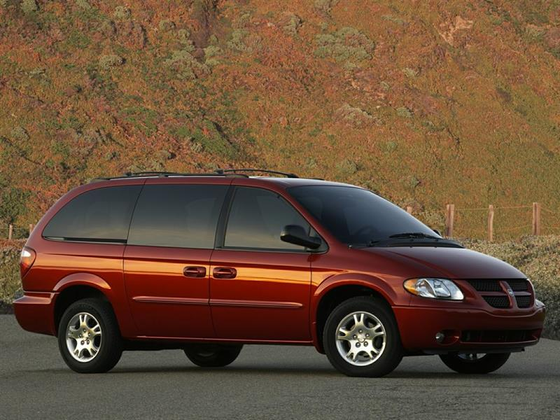 2004 Dodge Grand Caravan #P532-1