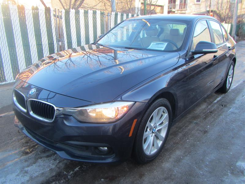 BMW 320I 2016 320i xDrive AWD  #2388 **U19633