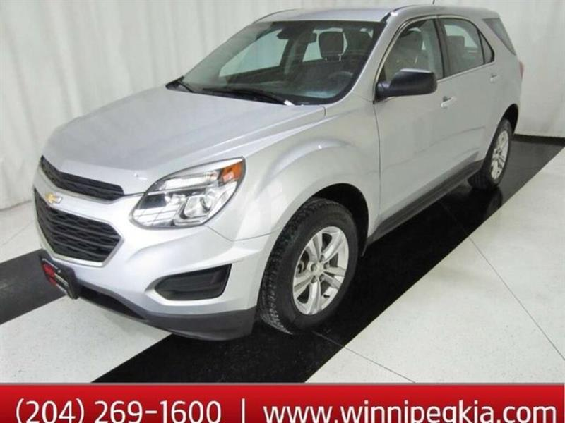 2016 Chevrolet Equinox LS #19CT41296A