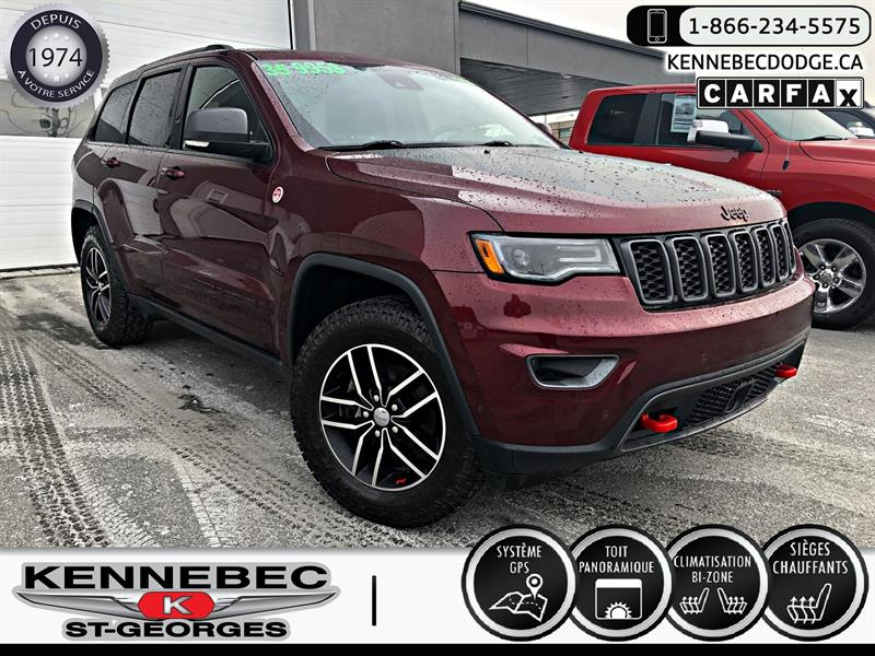 Jeep Grand Cherokee 2017 4WD 4dr Trailhawk #40365A