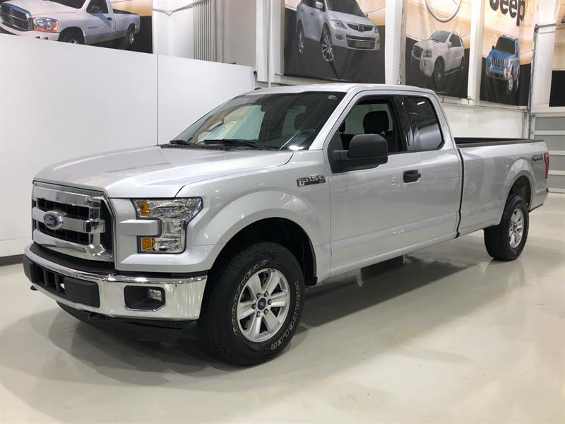 Ford F150 2016 4WD SuperCab 5.0L 8 FT BOX #A7439